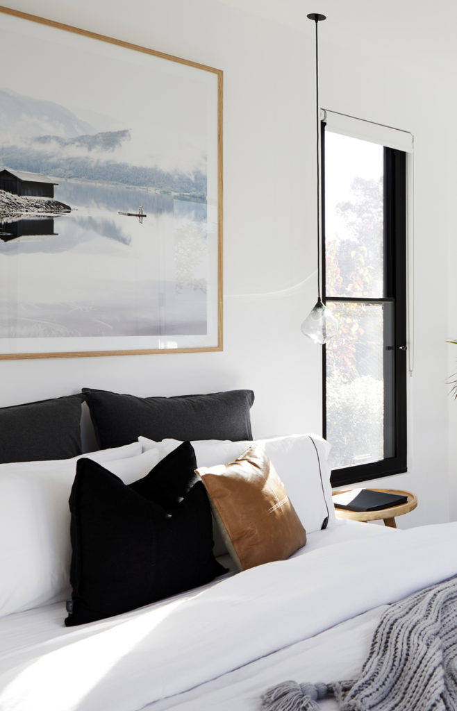 Jess Hunter Interior Design, Catalina, Burradoo Bedroom