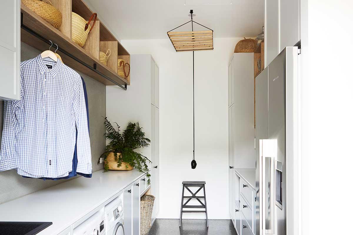 Design Secrets of 5 Smart Laundries, Jess Hunter Interiors